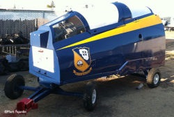 Blue Angels F-4N Phantom II Cockpit Simulator