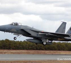 "F-15 Eagle ""First Responder"""