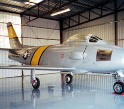 RF-86F Sabre