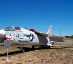 F-8U Crusader