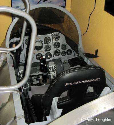 flight simulator pacific coast air museum 3d virtual reality