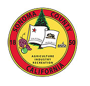 Official seal of the County of Sonoma