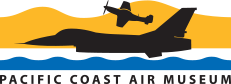 Pacific Coast Air Musuem logo