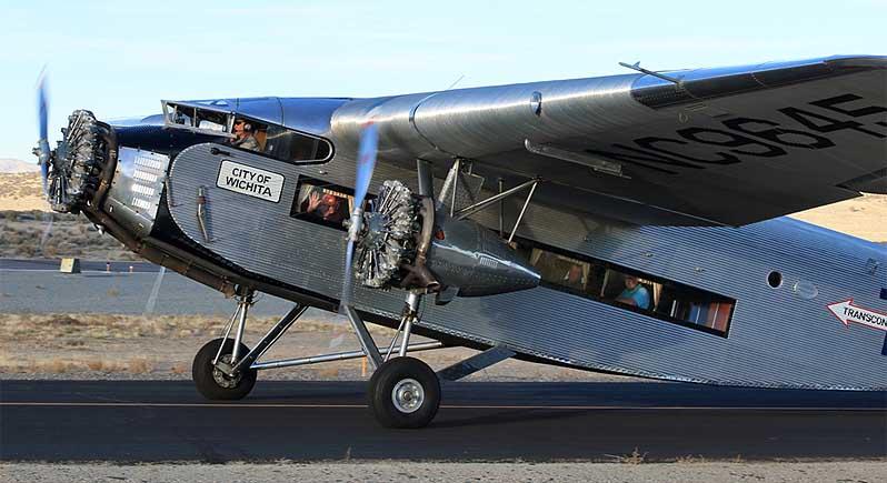 Ford Santa Rosa >> EAA Ford Tri-Motor Visits Santa Rosa - Pacific Coast Air Museum