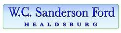 Sanderson Ford logo