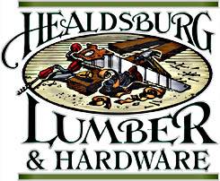 Healdsburg Lumber company logo