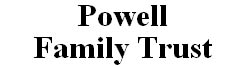Powell Family Trust