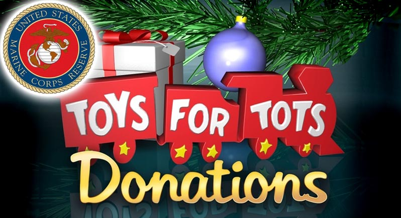 US Marine Corps Reserve Toys for Tots program