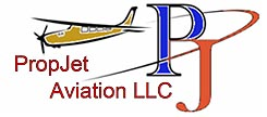 PropJet Aviation LLC corporate logo