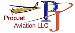 PropJet Aviation LLC corporate logo