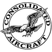 Consolidated Aircraft corporate logo from 1930s