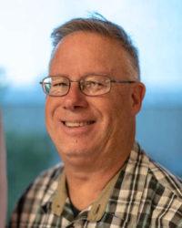 portrait of Dan Widger
