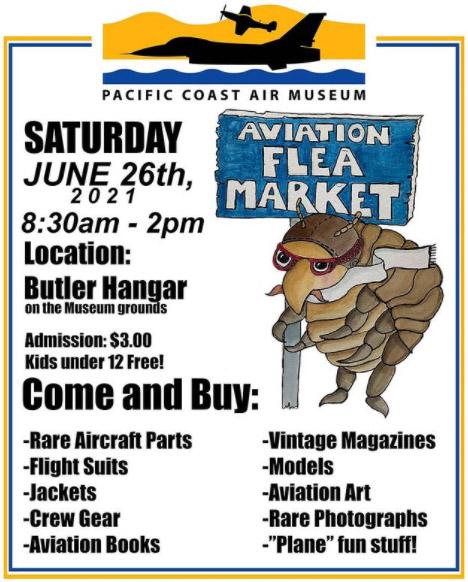 Aviation Flea Market 2021
