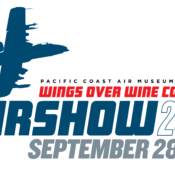 2019 Wings Over Wine Country Air Show Logo